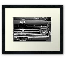 1966 Ford Pickup Framed Print