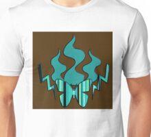 Fierce Butterfly Unisex T-Shirt