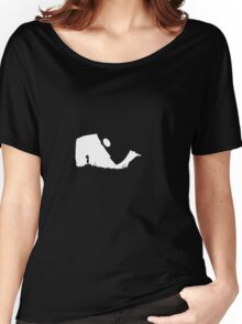 Limbo + The Iron Giant without text Women's Relaxed Fit T-Shirt