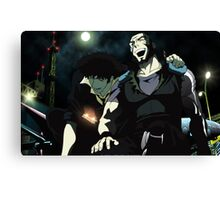 Spike And Jet Canvas Print