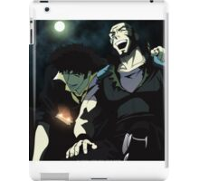 Spike And Jet iPad Case/Skin