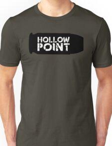 hollow point Unisex T-Shirt