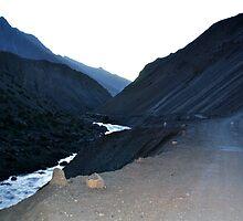 Lahoul Spiti District - Himachal Pradesh by idsu