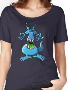 Extraterrestrial Monster Women's Relaxed Fit T-Shirt