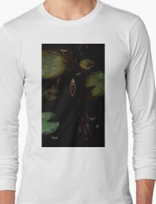 black lake Long Sleeve T-Shirt