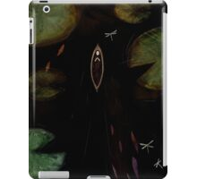 black lake iPad Case/Skin