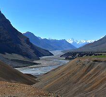 Lahoul Spiti Disrict - Himachal Pradesh by idsu