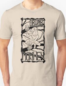 Drunk Monkey T-Shirt