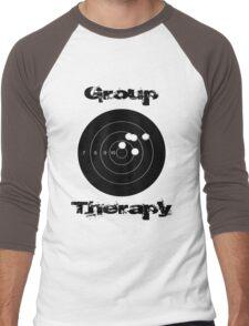 group therapy shirt Men's Baseball ¾ T-Shirt