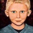 """""""Portrait of a boy"""" by Gabriella Nilsson"""