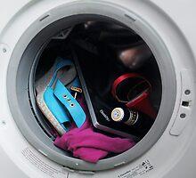 Laundry day by Darta Veismane