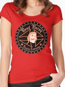 Dead Baron Engine Co. Women's Fitted Scoop T-Shirt