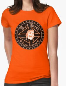 Dead Baron Engine Co. Womens Fitted T-Shirt