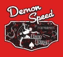 Demon Speed Race Plugs by Joey Finz