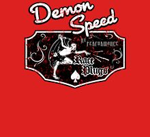 Demon Speed Race Plugs Unisex T-Shirt