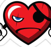 Bitter Heart Sticker