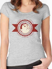 The National Association of Beer Snobbery Women's Fitted Scoop T-Shirt