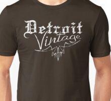 Detroit Vintage Unisex T-Shirt