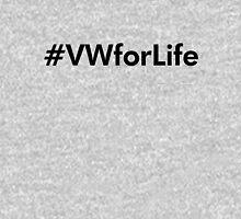 #VWforLife (Black) Unisex T-Shirt