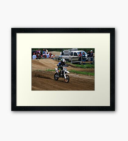 Skowhegan 5/29/11 #52 Framed Print