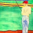 Fishin' by Marriet