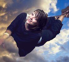 Cloud Smiles by Aleksandar Topalovic