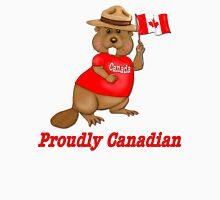 Proudly Canadian Unisex T-Shirt