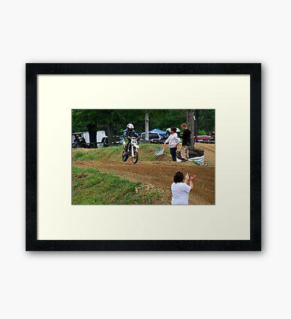 Skowhegan 5/29/11 #55 Framed Print