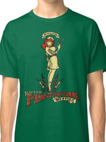 Painless Electric Pinstriping Classic T-Shirt