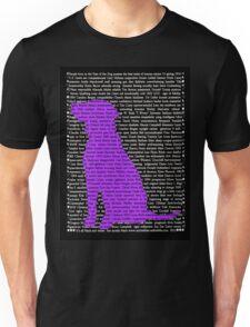 """""""The Year Of The Dog"""" Clothing Unisex T-Shirt"""