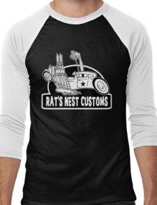 Rat's Nest Customs Men's Baseball ¾ T-Shirt