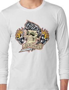 Rockabilly Rebel Long Sleeve T-Shirt