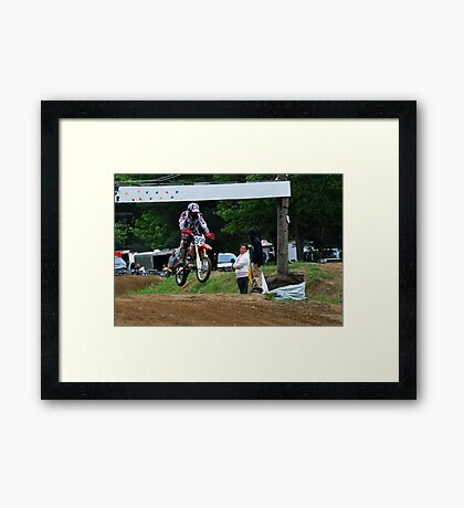 Skowhegan 5/29/11 #60 Framed Print