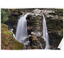 Water-Nooksack Falls2 Poster