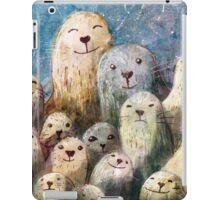 Seal Family iPad Case/Skin