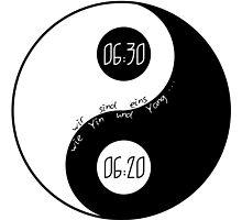 Yin und Yang - BTK by Nobodysart