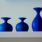 Blue Trio by James  Birkbeck