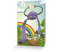 It's Time of Music! Greeting Card