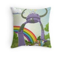 It's Time of Music! Throw Pillow