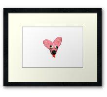 Chihuahua! Framed Print