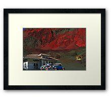 Color Pop at the Silver Mine Framed Print
