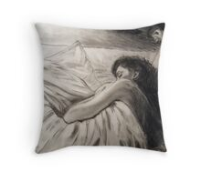 Unknown Dream II Throw Pillow
