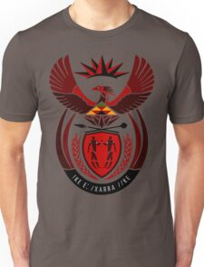 South African Coat of Arms Unisex T-Shirt