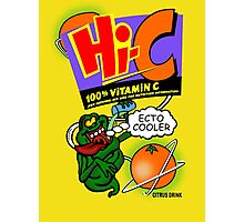 Ecto Cooler V2 Photographic Print