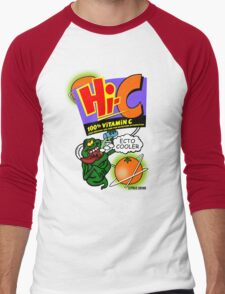 Ecto Cooler V2 Men's Baseball ¾ T-Shirt