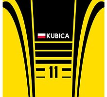 F1 Legends - Robert Kubica [Renault] by loxley108