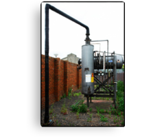 Infrastructure Canvas Print