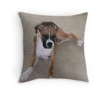 98...99...100 Here I come ready or not! Throw Pillow