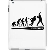 Baseball Evolution iPad Case/Skin