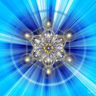 Sacred Geometry 51 by Endre